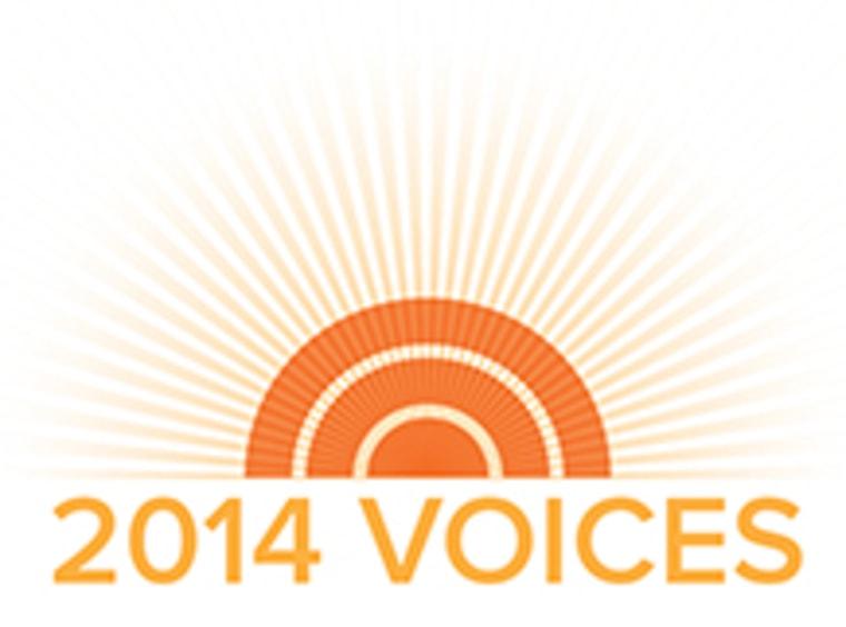 2014 voices