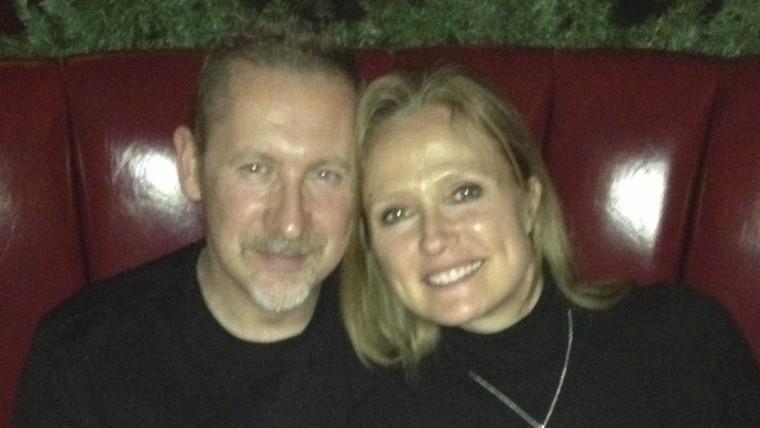 Sarah Bajc and Philip Wood!