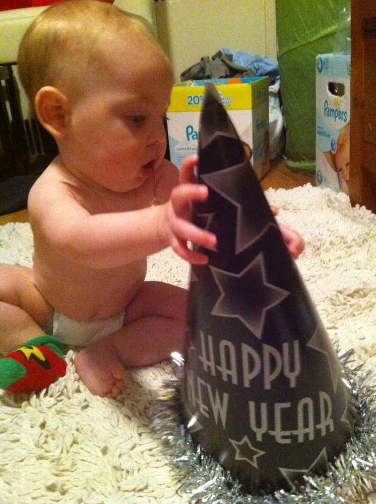 6 parenting resolutions that I am totally going to break in 2015