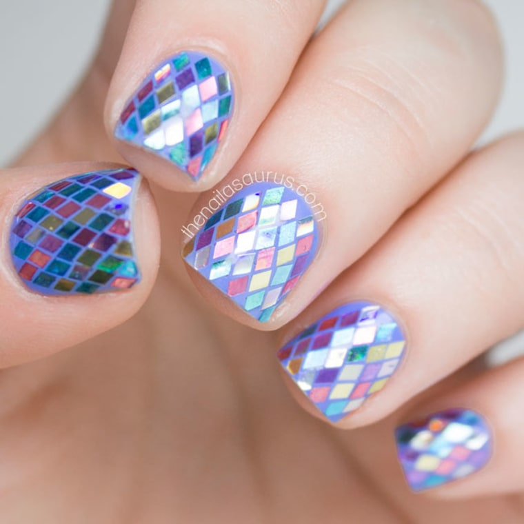 New Years Eve Nail Art Ideas As Pretty As Your Party Dress