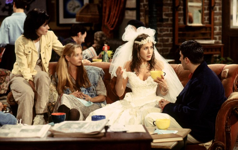 image: Friends pilot
