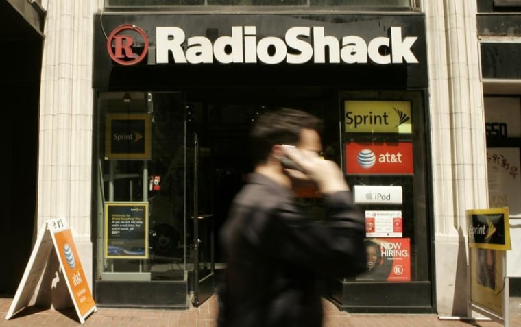 RadioShack plans to close about 500 stores in the next few months, according to a report, as the electronics retailer struggles to stay relevant.