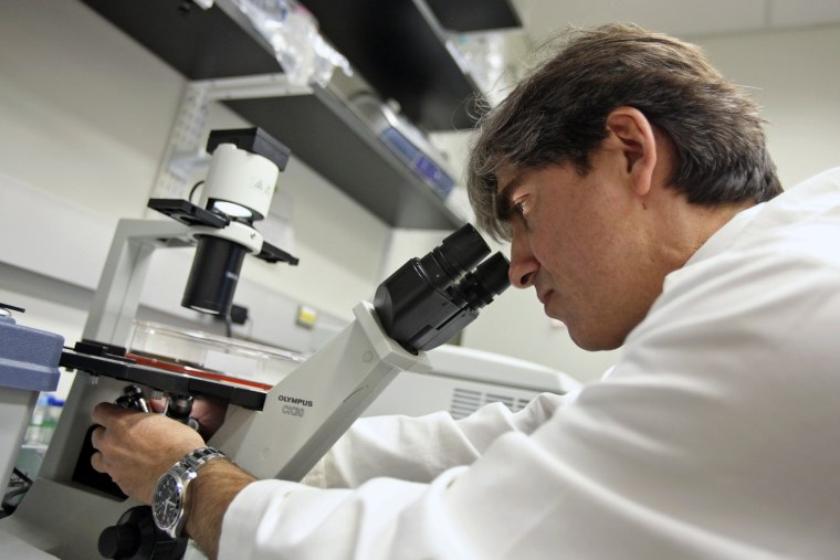 Drug companies, government team up in hunt for cures
