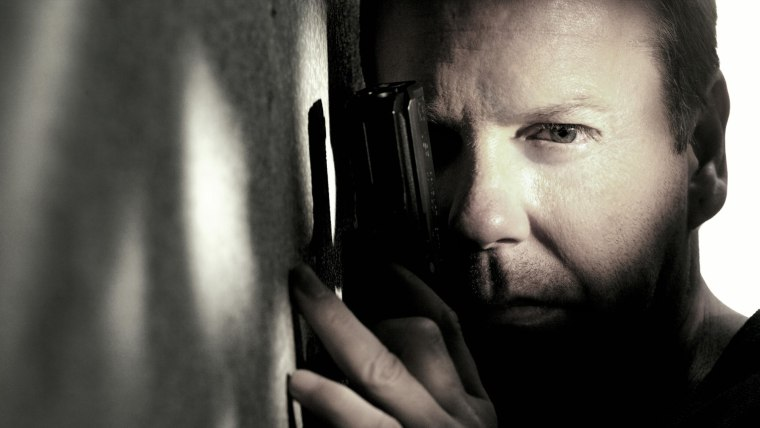 Jack Bauer 'more angry' than ever on new '24' season