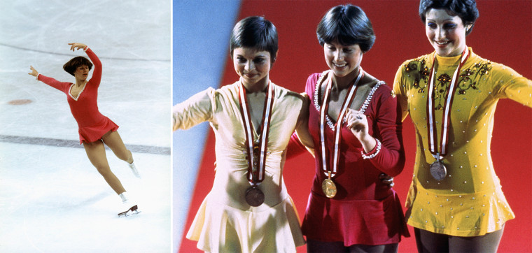 Dorothy Hamill, Before and After the Olympics recommendations