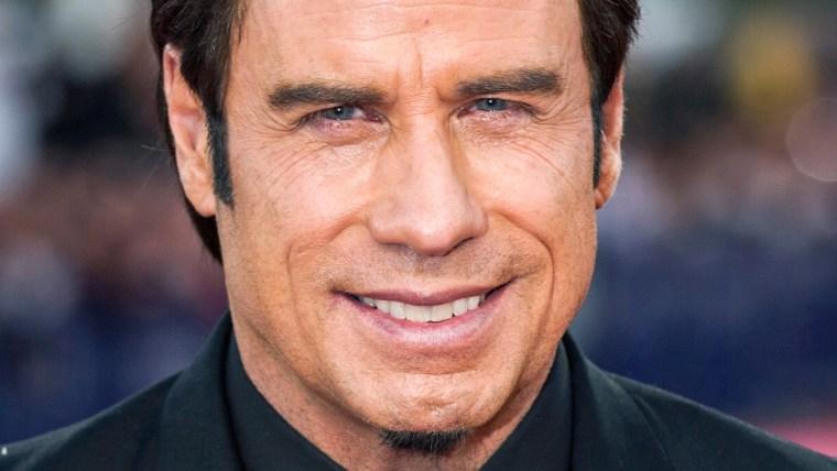 Happy 60th Birthday To John Travolta