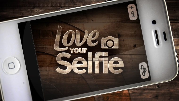 Send your selfie to today for love your selfie week