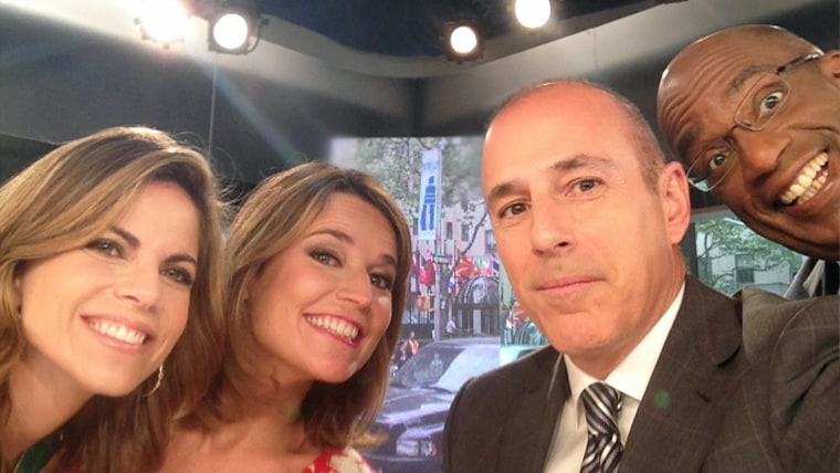 TODAY anchors