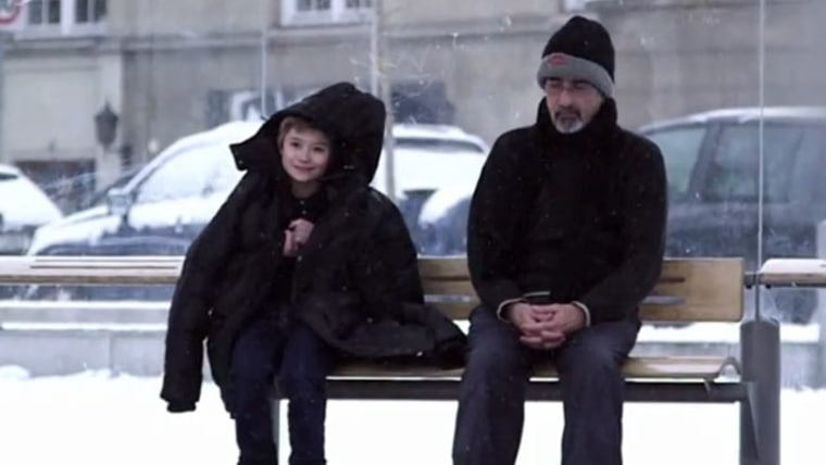 "A new viral video begs the question: ""What would you do if you saw a freezing child?"""