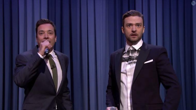 Image: Jimmy Fallon, Justin Timberlake