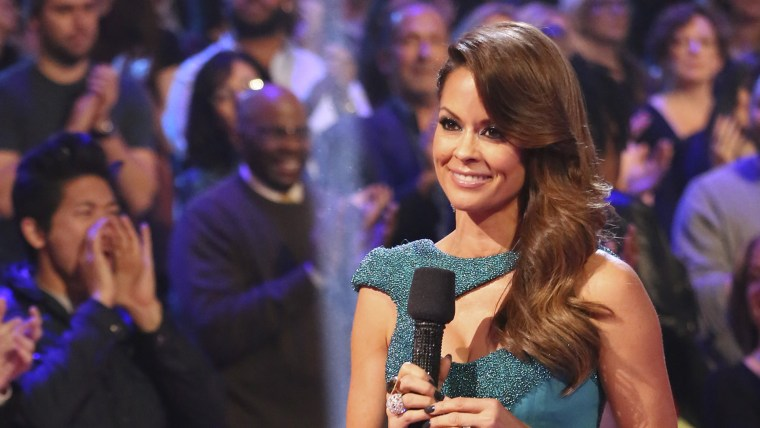 'Dancing With the Stars' boots Brooke Burke-Charvet