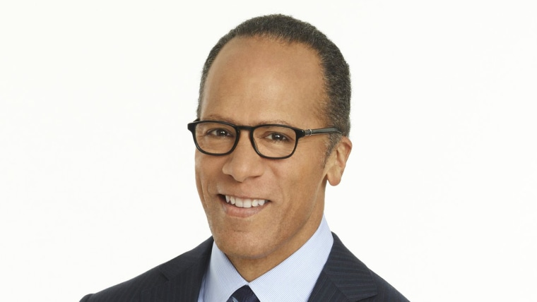 Lester Holt  NBC byline photo