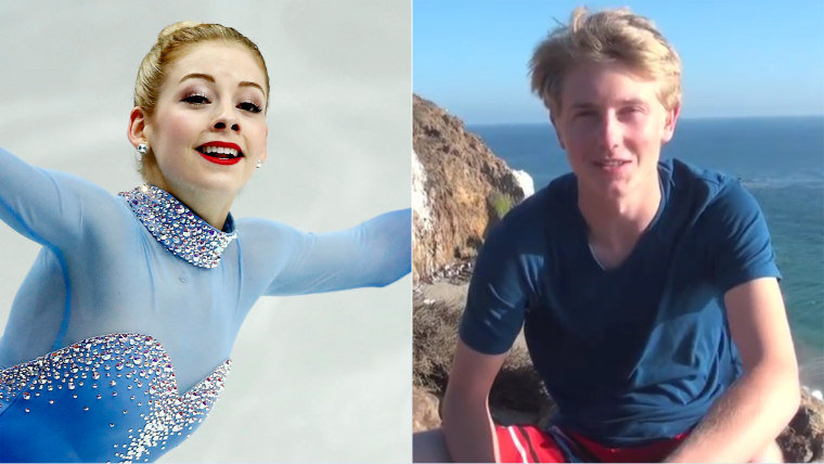 Gracie Gold Prom-Posal