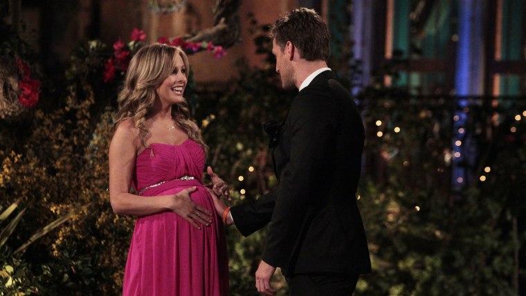 "Image: Juan Pablo, Clare on ""Bachelor"""
