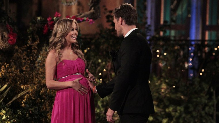 "Image: Juan Pablo, Clare on ""Bachelor"""