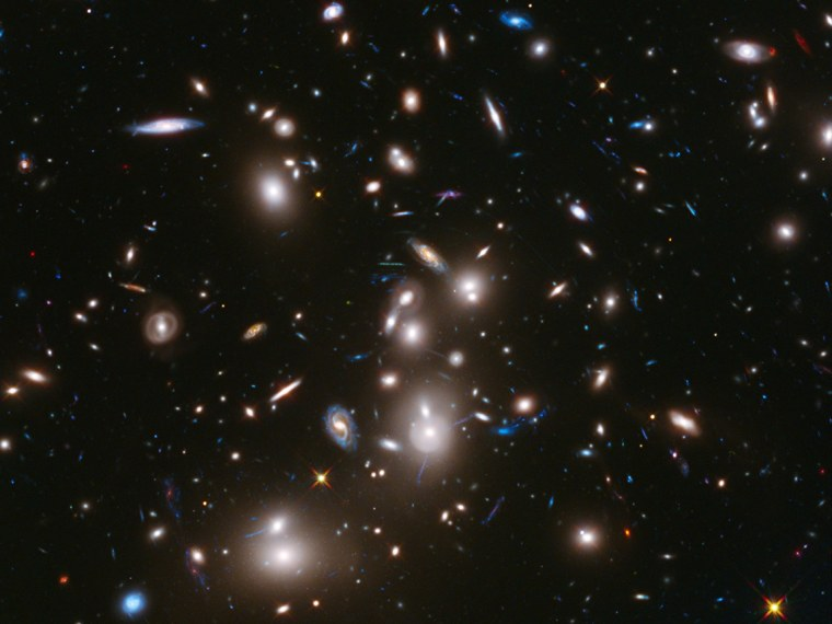 Wow! Hubble Space Telescope snaps super-deep view of the universe