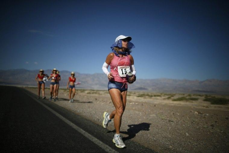 Ultramarathoners