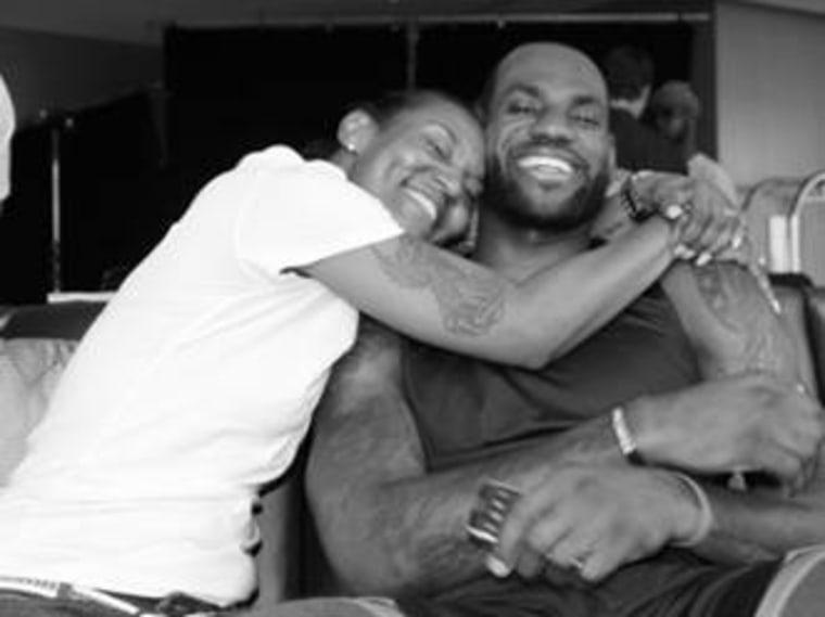 LeBron James on America's Single Mother