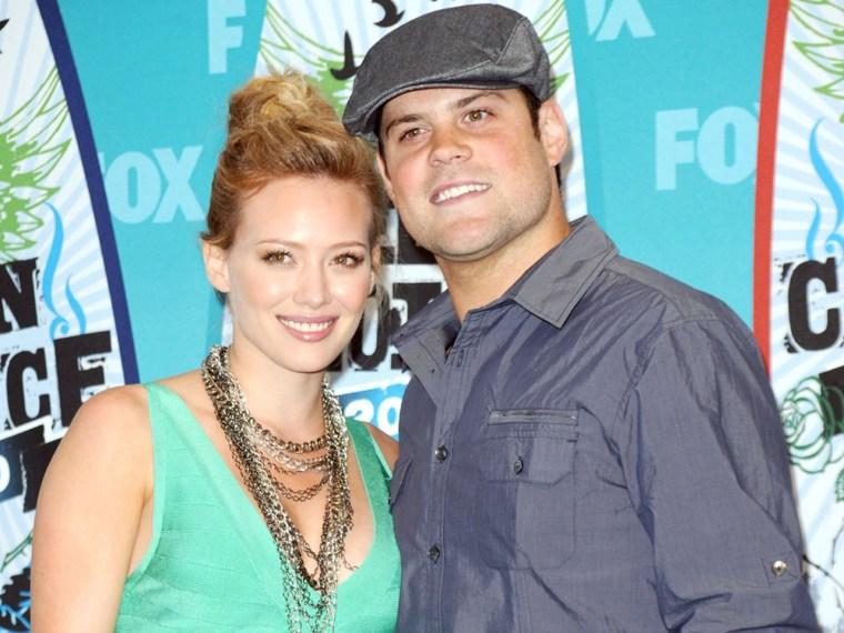 Hilary Duff, husband Mike Comrie split after 3 years