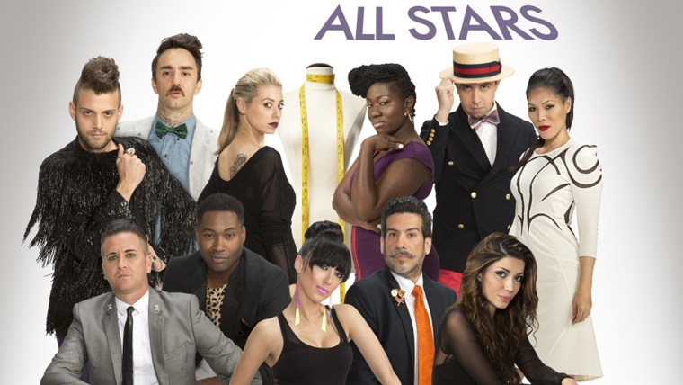 "Image: ""Project Runway All Stars"""