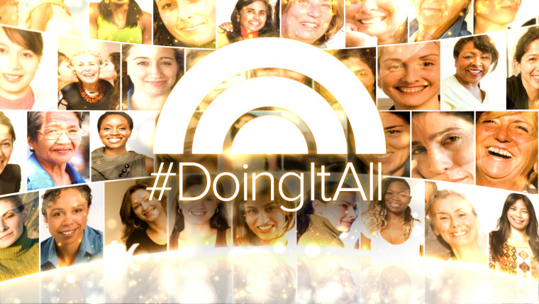 Image: #DoingItAll