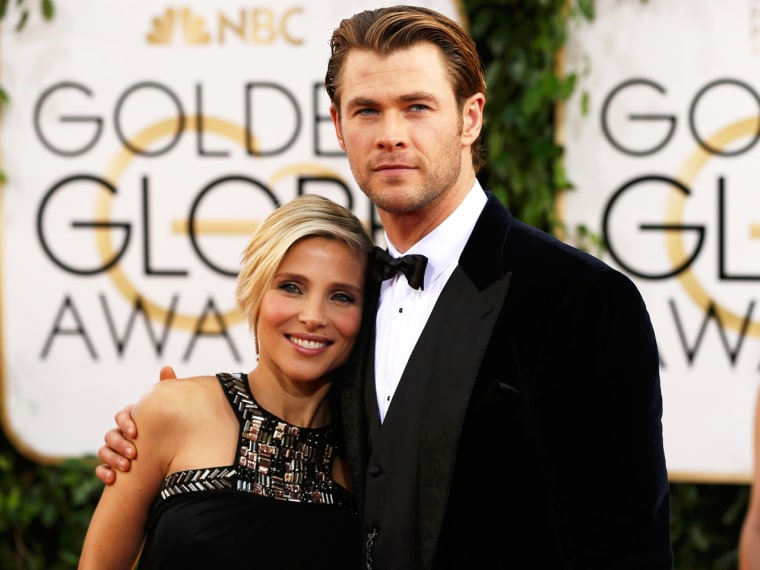 Two for Thor: Chris Hemsworth and wife expecting twins