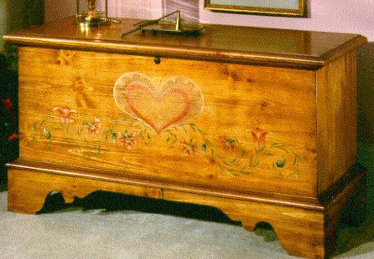 A hope chest recalled by Lane Furniture Company