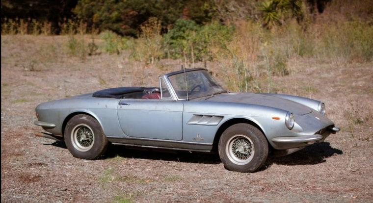 '67 Ferrari up for auction