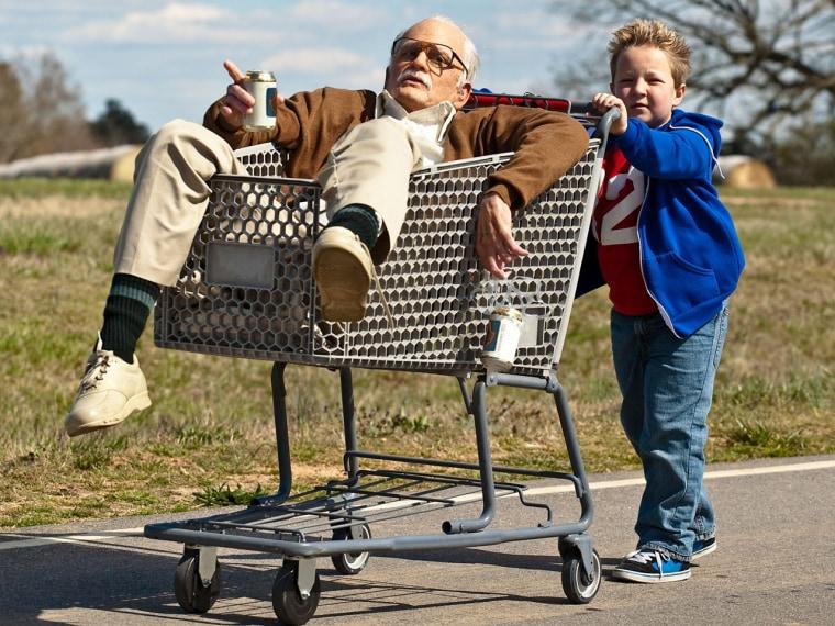 "Image: ""Jackass Presents: Bad Grandpa"""