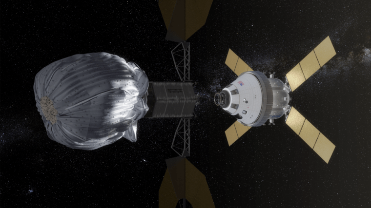 Budget deal puts NASA's space exploration plans back on track