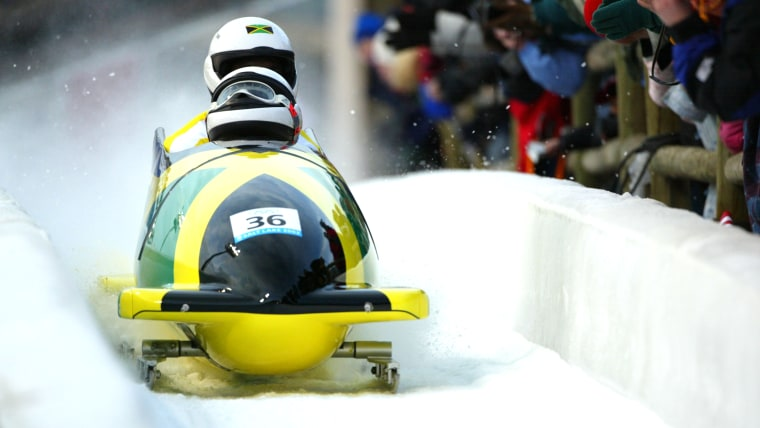 An online crowd-funding effort has raised more than $100,000 in only a few days to support the Jamaican bobsled team that will compete in Sochi.
