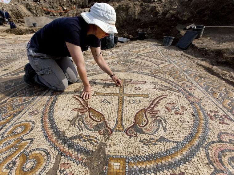 Image: Mosaic