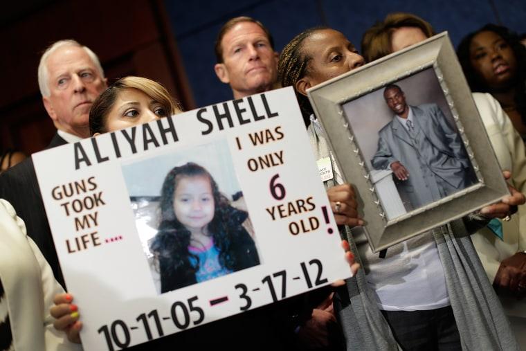 Guns hurt or kill 10,000 children in the U.S. each year: study