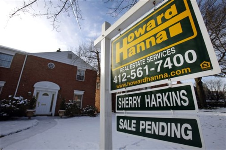 Home prices dipped in November on colder weather