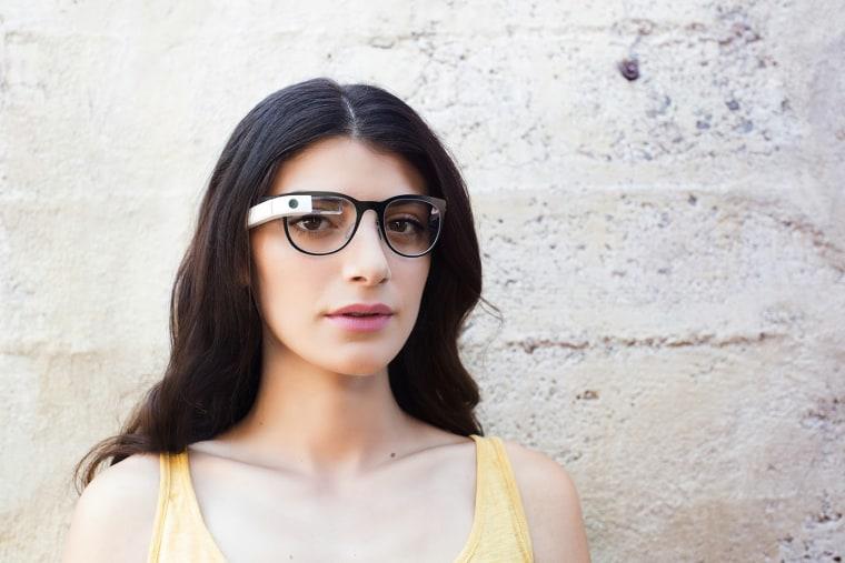 Google Glass unveils its new Titanium Collection.