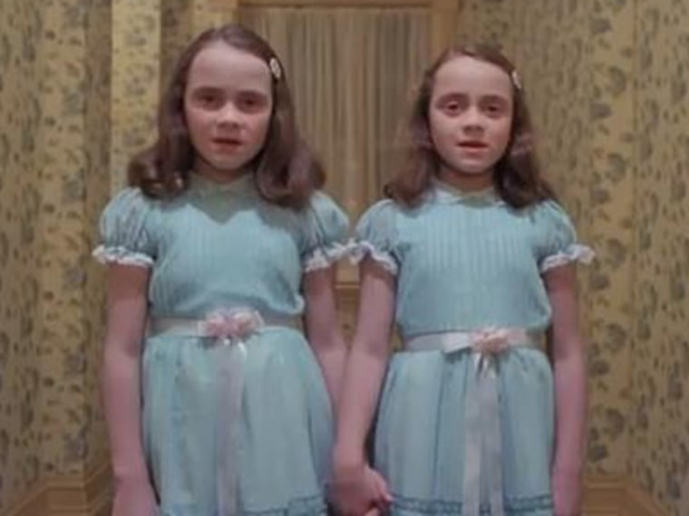 see what the spooky twins from the shining look like today