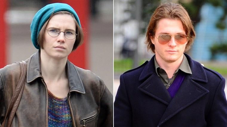 Amanda Knox and ex-boyfriend found guilty in retrial