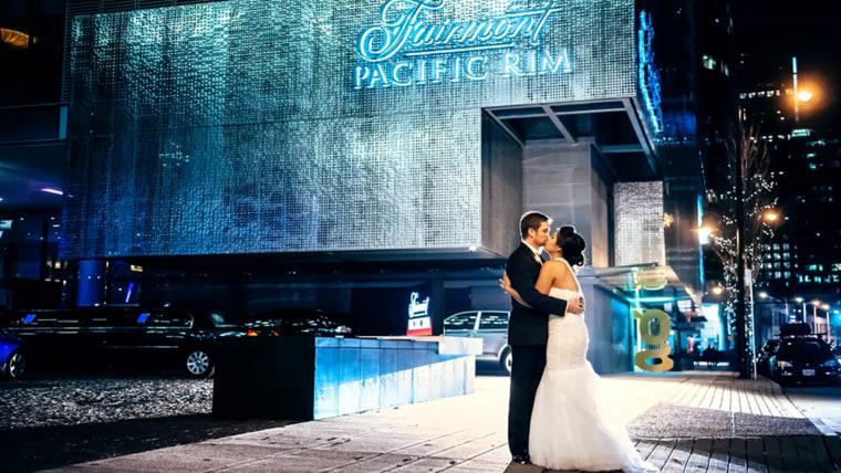 Venida Phillips wedding