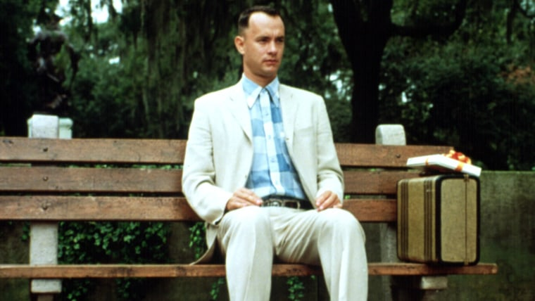 "Image: Tom Hanks in ""Forrest Gump"""