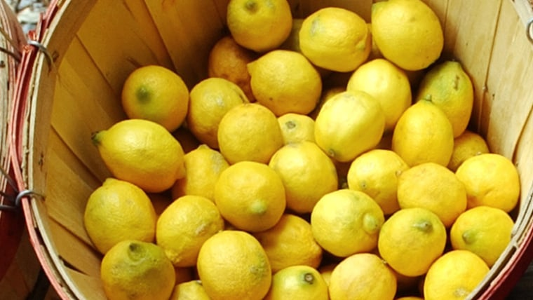 Did you knew you could use lemons for all these household tasks?
