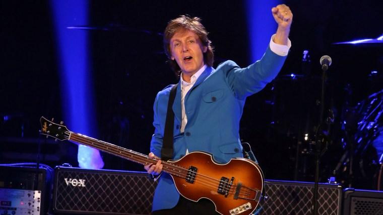 Image: Paul McCartney