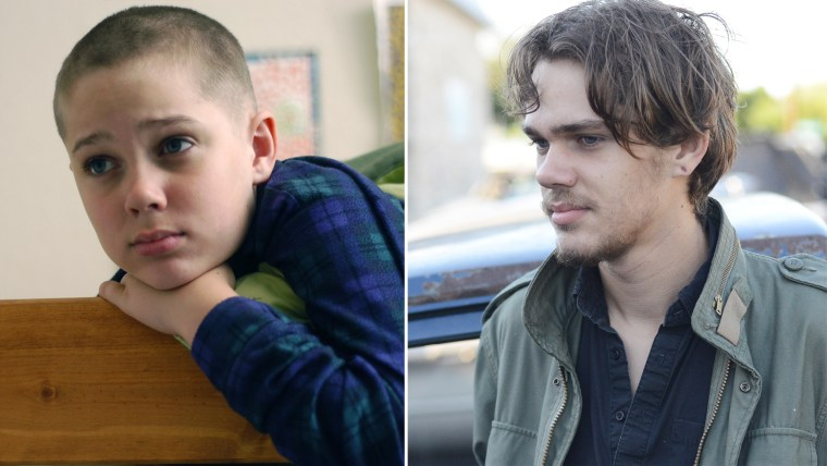 'Boyhood' star Ellar Coltrane talks about 12-year movie adventure