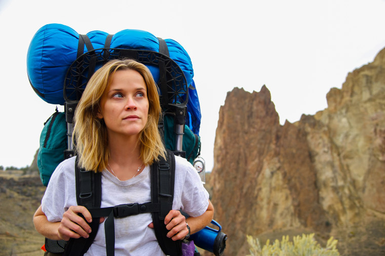 Reese Witherspoon goes makeup-free in touching trailer for 'Wild'