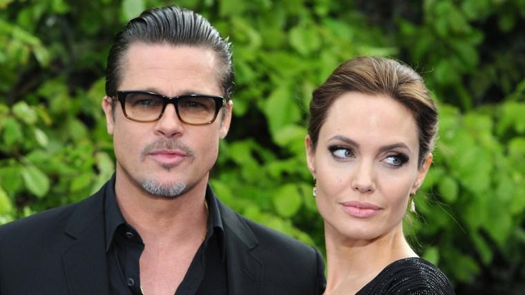 IMAGE: Pitt and Jolie