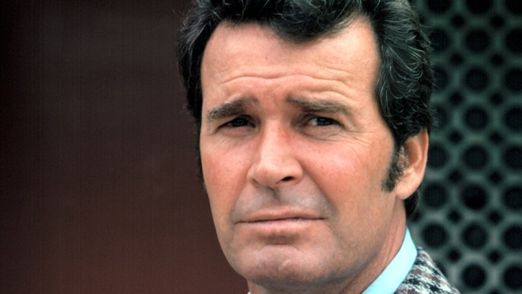 IMAGE: James Garner as Jim Rockford