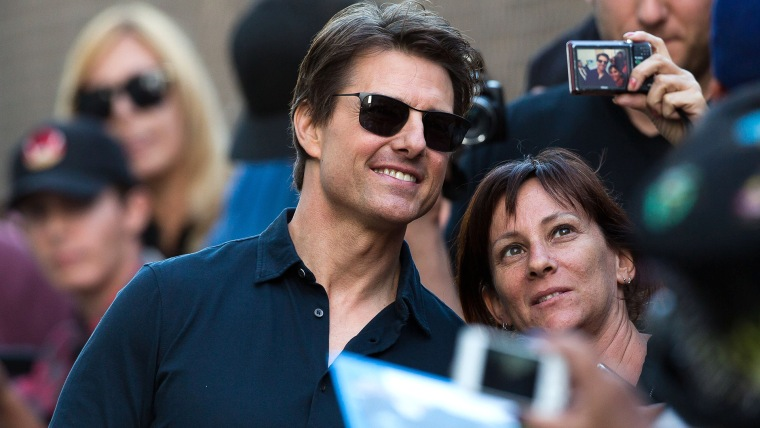Image: Tom Cruise