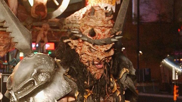 Image: David Brockie as Oderus Urungus