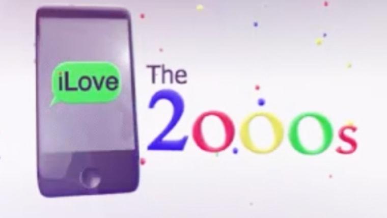 IMAGE: I Love the 2000s