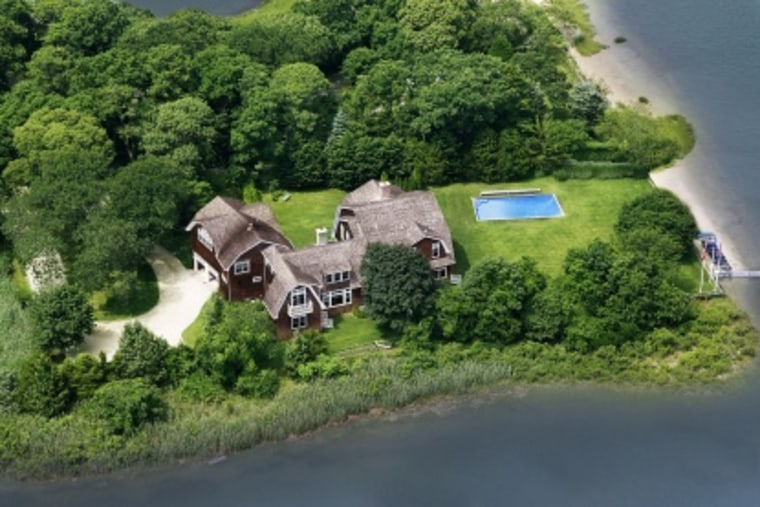 The Kardashian rental house in Southampton