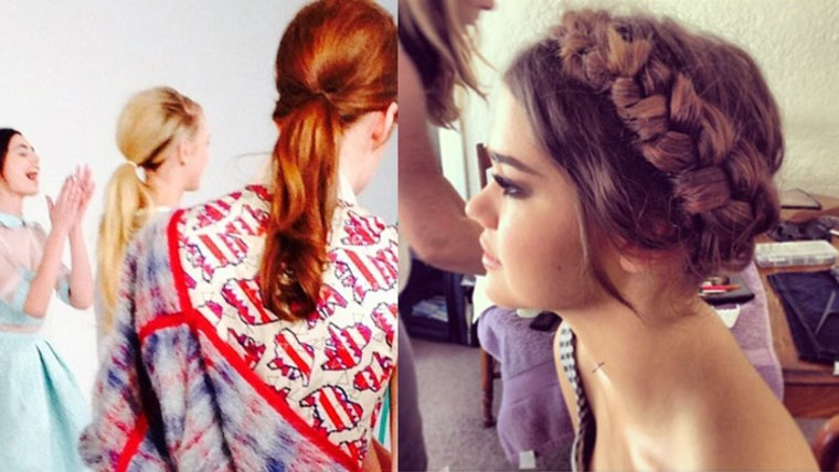 Lip Balm On Your Braids Celeb Stylists Spill Summer Hair Secrets